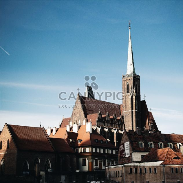 Wroclaw architecture - Free image #184505