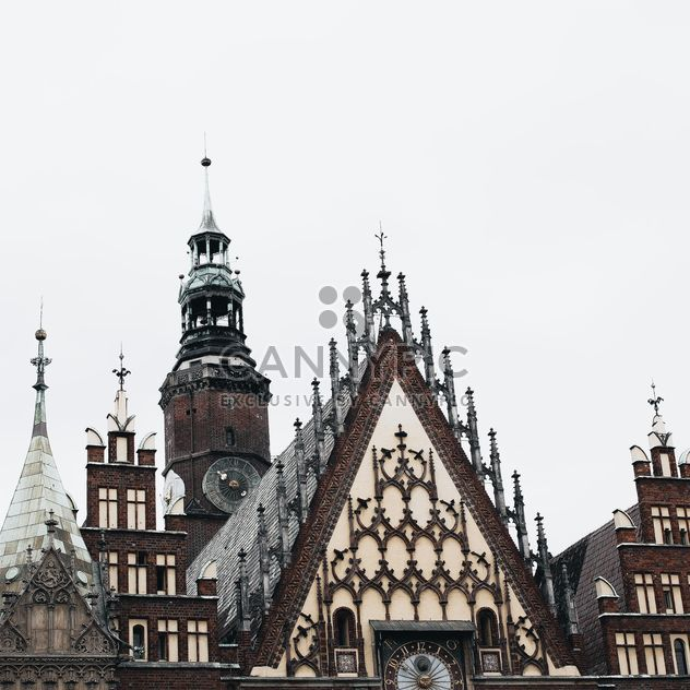 Wroclaw architecture - Free image #184525