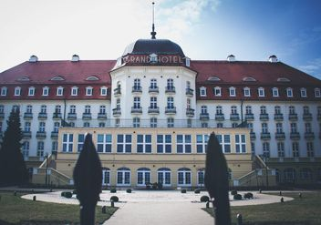 Grand Hotel in Sopot - Free image #184625