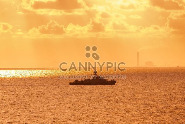Boote auf See - Kostenloses image #184635