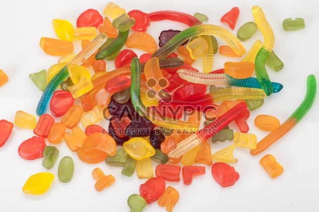 Jelly letters - Free image #185785