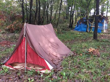 tents in nature - Free image #185805