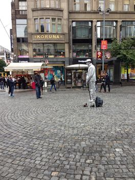 Prague streets - Kostenloses image #185975