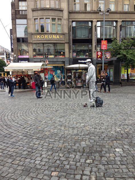 Ruas de Praga - Free image #185975