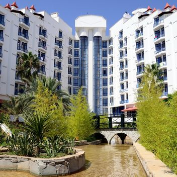 Hotel in Antalya, Turkey - бесплатный image #186275