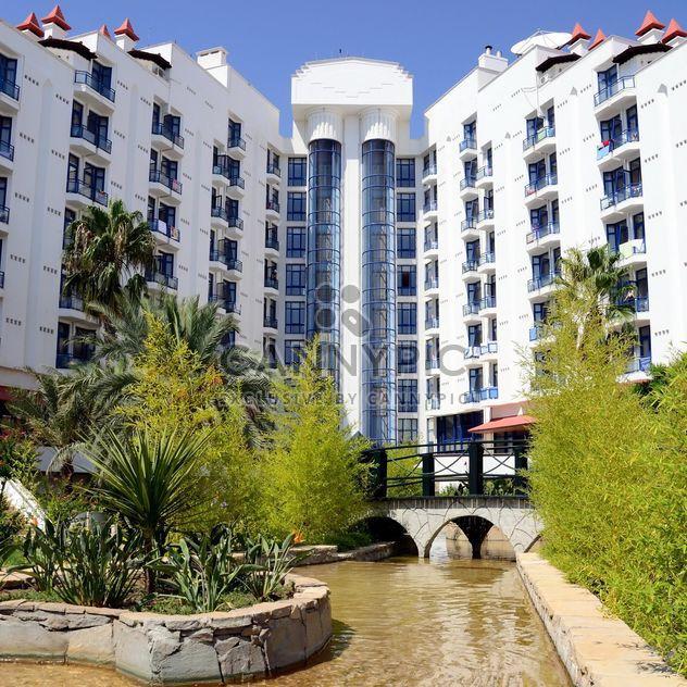 Hotel in Antalya, Turkey - Free image #186275
