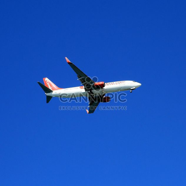Airplane on background of sky - Free image #186645