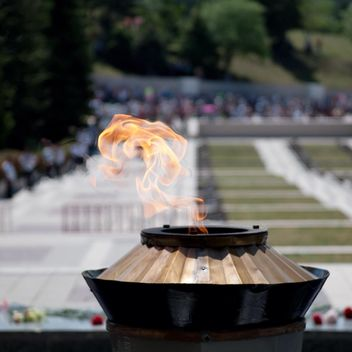 Burning eternal flame - Free image #186765