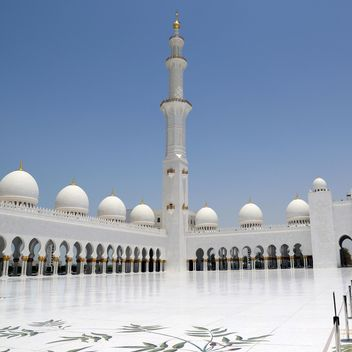 Sheikh Zayed Mosque, Abu Dhabi - Free image #186785