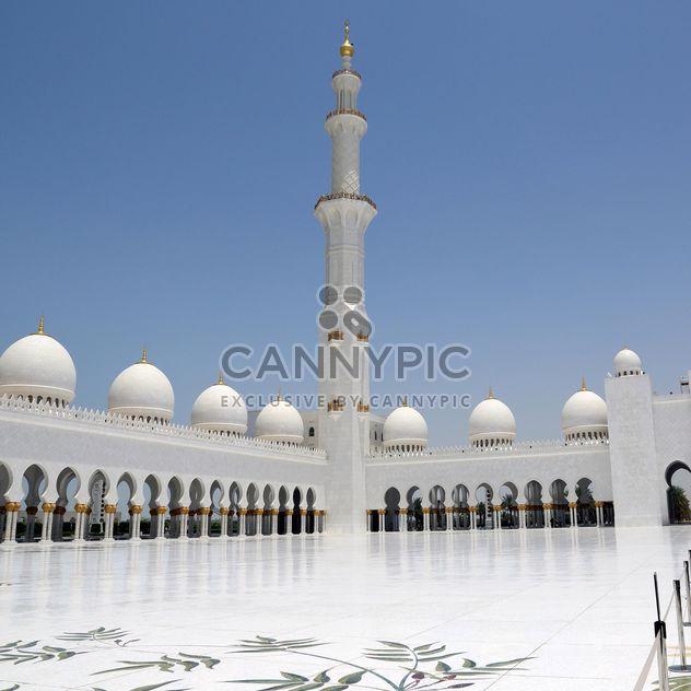 Mezquita Sheikh Zayed, Abu Dabi - image #186785 gratis