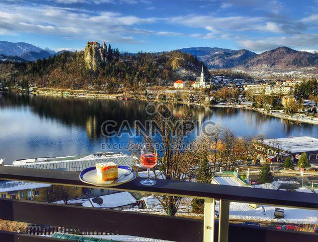 Wunderschöne Landschaft, Bled See - Kostenloses image #186825