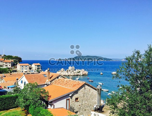Houses of old town, Montenegro - Free image #186875