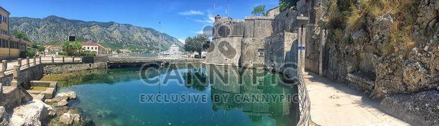 Крепость, котор, Черногория - бесплатный image #186885