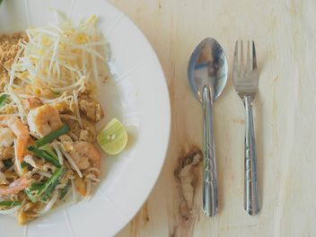 Thai noodle - Kostenloses image #186915