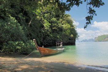 beach in Krabi Thailand - бесплатный image #187055