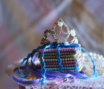 rainbow cookies - image gratuit #187415