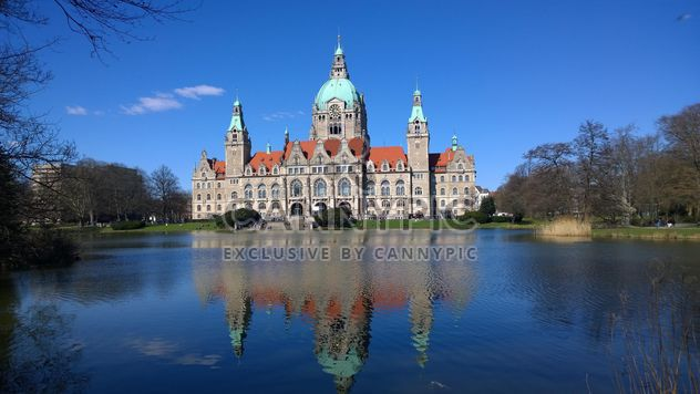 Hannover Rathaus (Town Hall ) - Free image #187875