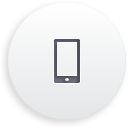téléphone intelligent - icon gratuit #188205