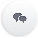 Comments - Free icon #188225