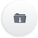 Folder Download - Free icon #188275