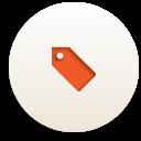 Tag - icon #188295 gratis
