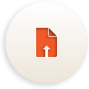 Page Upload - Free icon #188345