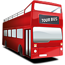 Tour Bus - Free icon #188815