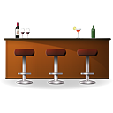 Bar - icon gratuit #188855