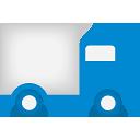 camion - icon gratuit #189175