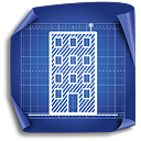 Building - icon gratuit #189345