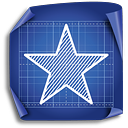 Star - icon #189355 gratis