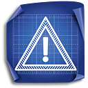Warning Sign - icon #189415 gratis