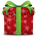 Christmas Present - icon gratuit #189705
