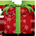 Weihnachtsgeschenk - Kostenloses icon #189705