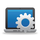 Laptop Procces - icon gratuit #189745