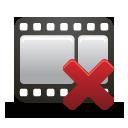 удалить фильм - бесплатный icon #189795