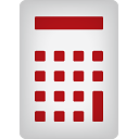 Calculator - icon gratuit(e) #189915
