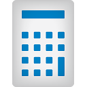 Calculator - icon gratuit #190095