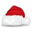 Santa Hat - icon gratuit #190245