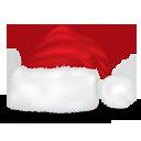 колпак Санта-Клауса - бесплатный icon #190245