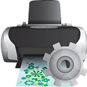 processus de l'imprimante - icon gratuit #190355