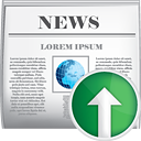 Nachrichten bis - Kostenloses icon #190415