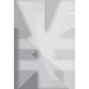 Yen Silver - icon #190625 gratis