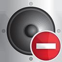 Удаление звука - бесплатный icon #190785