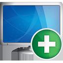 Ajouter ordinateur - Free icon #190915