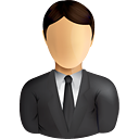 Business User - icon gratuit #191025
