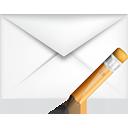 edit de courrier - icon gratuit #191075