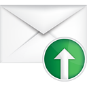 Mail Up - Free icon #191195