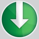 вниз - бесплатный icon #191205