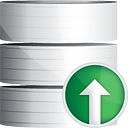 Database Up - Free icon #191245